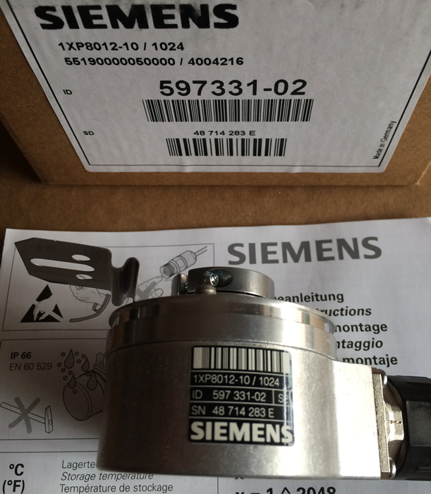 SIEMENS ENCODER 1XP8012-10/1024