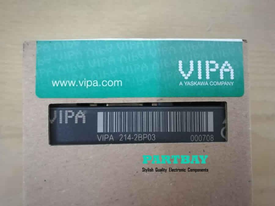 PLC MODULE VIPA 214-2BP03