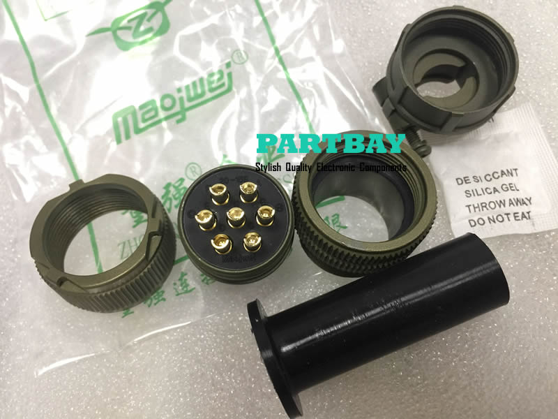 Maojwei Military Connector MS3106A-20-15S MS3106A-20-15P