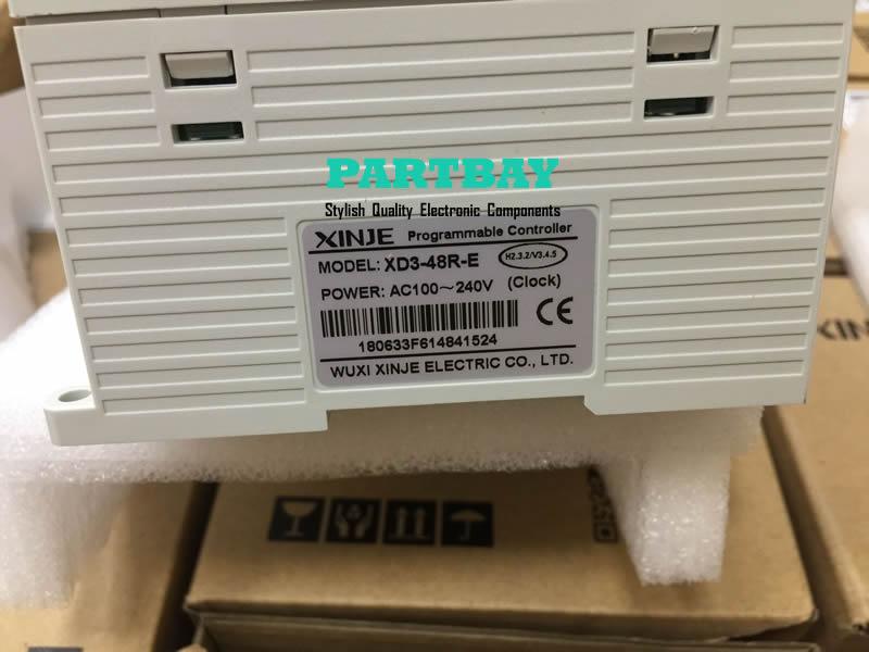 XINJE PLC XD3-48R-E