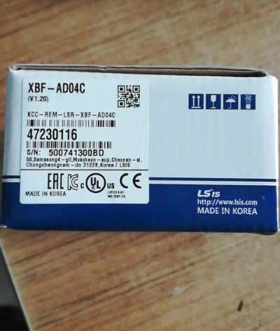 LG LS PLC MODULE XBF-AD04A