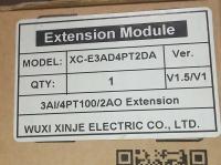 XINJE PLC Extension Module XC-E3AD4PT2DA