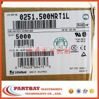 LITTELFUSE resistive fuse 0251.500NRT1L 500MA 125V