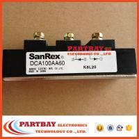 SANREX IGBT MODULE DCA100AA60